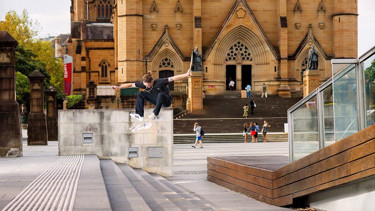 The Bay Skate's Sage Video