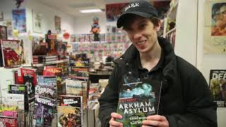 Comic Book Shopping with Wicca Phase Springs Eternal