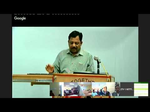 Green Energy Efficient Building || Day 4 || 3rd March 2016 || NITTTRCHD NEW