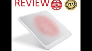 Jelly Comb Thermal Heated Aluminum Gaming Mouse Pad Review