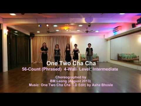 One Two Cha Cha Cha - Line Dance