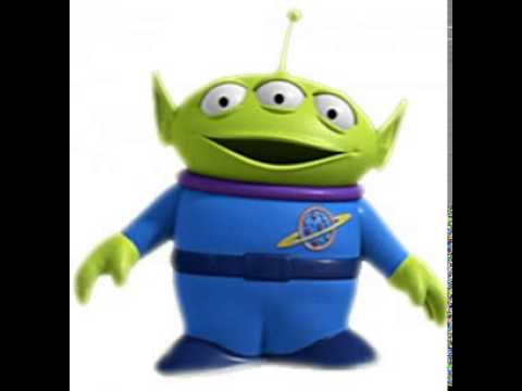 Toy Story Aliens Green Fun Funny - YouTube