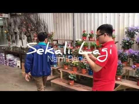 Naim Daniel - Sekali Lagi (Behind The Scenes)
