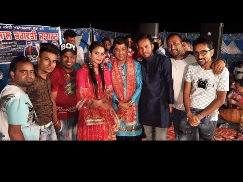 Sonali dogra and krishan kumar johny musical group from jammu..9858212141