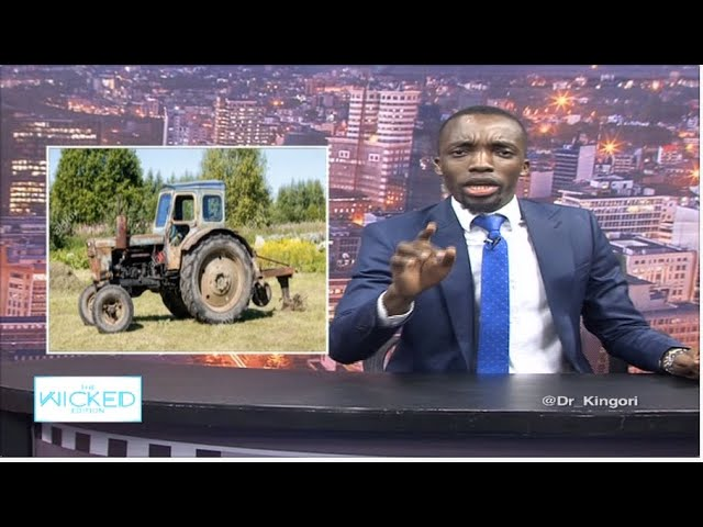 'I stole a tractor at the age of 12' - The Wicked Edition episode 157