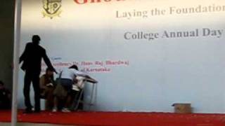 DON OF GHOUSIA COLLEGE OF ENGINEERING DRAMA IN HIGH DEFINATION
