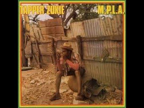 Tapper Zukie - M.P.L.A. - Full LP
