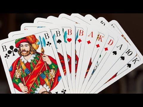 Kartenspiel FГјr Drei Personen