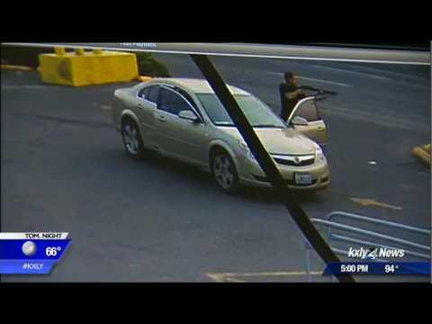 Man aims shotgun at group of teenage boys outside General Store