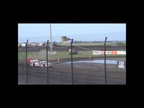 Micro Mod Amain @ Hancock County Speedway 08/03/18