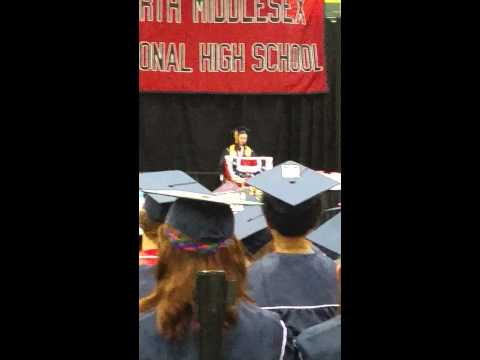 NMRHS Graduation 2015 Honor Essay