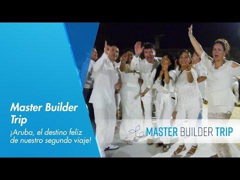 Master Builder Trip: Aruba, ¡el destino feliz de nuestro segundo viaje!