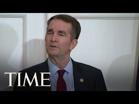 Virginia Governor Ralph Northam Denies Being In Racist Yearbook Photo | TIME Mp3