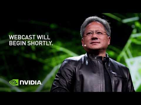 COMPUTEX 2017 NVIDIA AI Forum Keynote