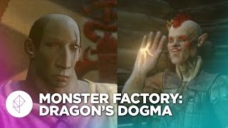 Monster Factory: Throwing Everyone in Dragon's Dogma Off a Cliff