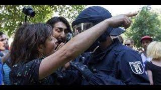 Polizeigewalt Deutschland - Polizei gegen Menschen | Grausame Polizeigewalt