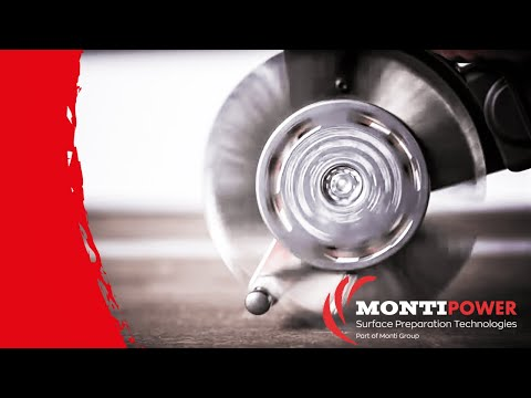 Monti Tools | How to use the Bristle Blaster®