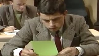 Copying Wrong Answer | Mr. Bean Official