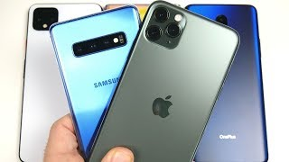 5 Best Phones of 2019!