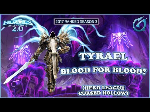 Grubby | Heroes of the Storm 2.0 - Tyrael - Blood for Blood? - HL 2017 S3 - Cursed Hollow
