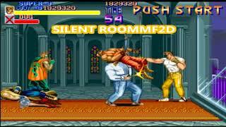 Street Smart / Final Fight - Cody vs Belger (sin daños)