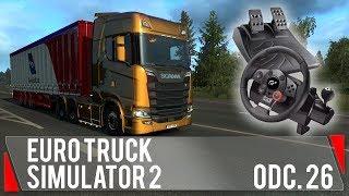 W końcu KIEROWNICA! (Euro Truck Simulator 2 #26)