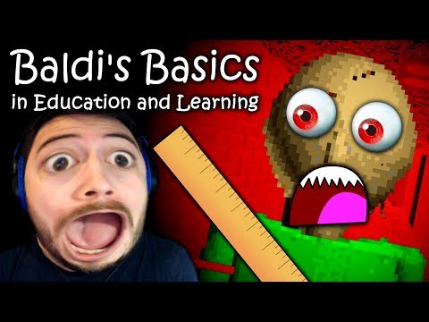 NOT STOPPING UNTIL I BEAT THE GAME!! | Baldi's Basics in Education and Learning (LIVESTREAM)