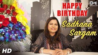 Sadhana Sargam Birthday Special Interview | Best Of Sadhana Sargam