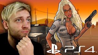 GTA SAN ANDREAS NA PS4?