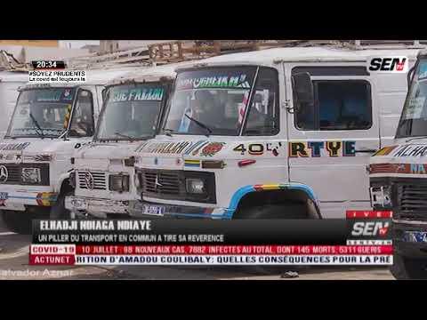 NECROLOGIE: LE CELEBRE TRANSPORTEUR ELHADJI NDIAGA NDIAYE S'EN EST ALLE