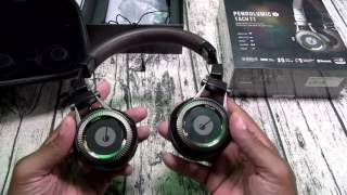 PENDULUMIC TACH T1 Wireless High Fidelity Headphones