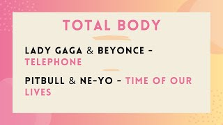 Total Body - Telephone : Time Of Our Lives