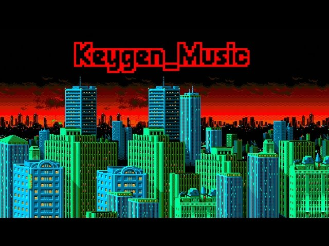 Random KEYGEN MUSIC/Chiptune/8bit MIX