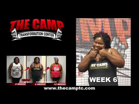 Jacksonville FL Weight Loss Fitness 12 Week Challenge Results - Keia H.