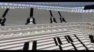 Vodafone Arena - Minecraft