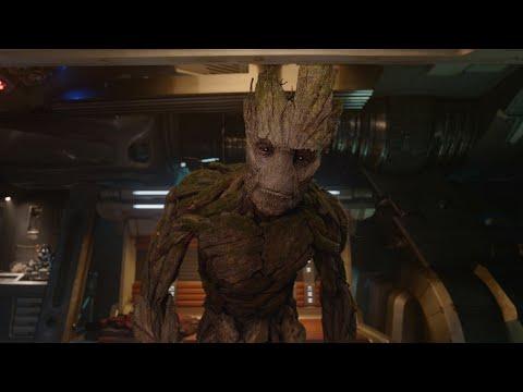"Groot - Smash & Talkative Moments (+ ""Avengers: Endgame"") [IMAX® HD]"
