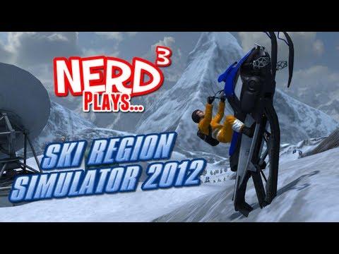 Nerd³ Plays... Ski Region Simulator