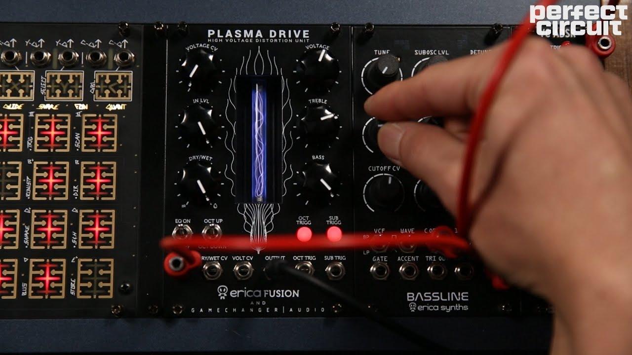 Plasma Eurorack ⋆ Gamechanger Audio