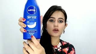 NIVEA NOURISHING LOTION || BODY MILK || VERY DRY SKIN || Honest Review ||SWATI BHAMBRA