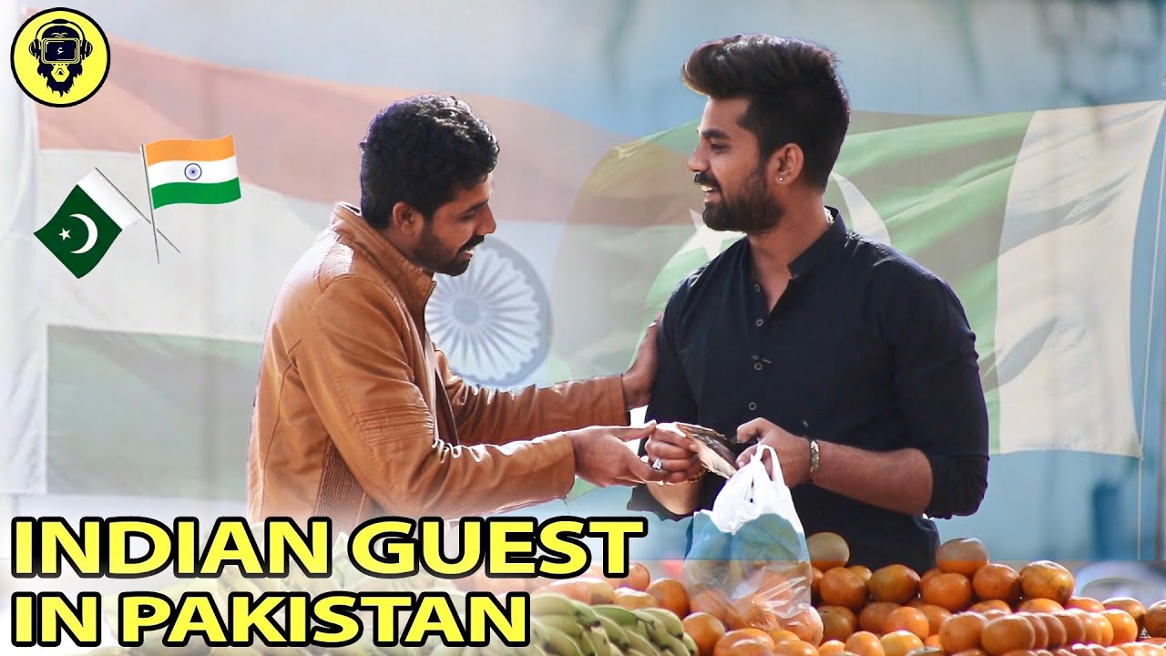INDIAN GUEST IN PAKISTAN | Heart Touching Reactions |