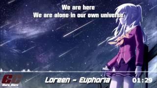 Nightcore - Euphoria (Eurovision 2012 Sweden)【Lyrics】「EuroCore」
