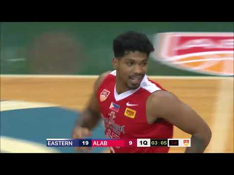 2019 Feb 13th Hong Kong Eastern vs San Miguel Alab Pilipinas