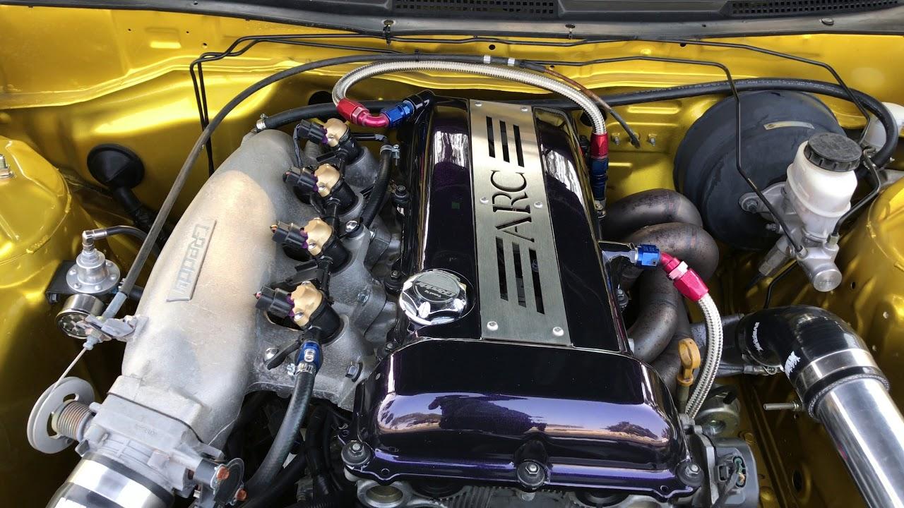 S14 Sr20det Blacktop Build