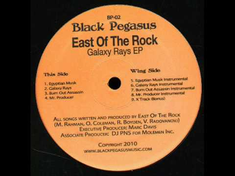 East Of The Rock - Egyptian Musk