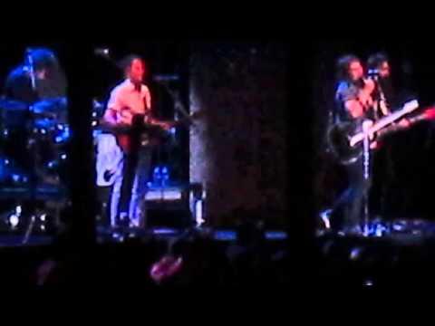 Matt Nathanson - Kill the lights Live at Humphrey's concerts  San Diego 2014