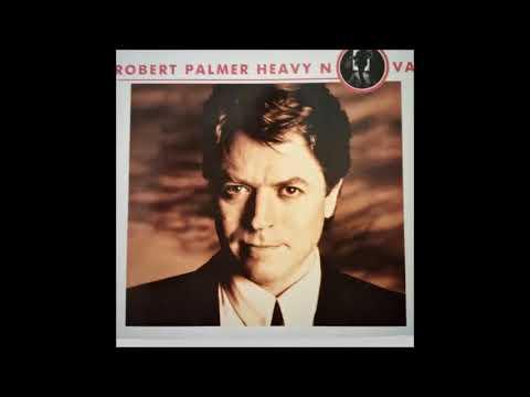 Robert Palmer - Heavy Nova -1988  /LP Album