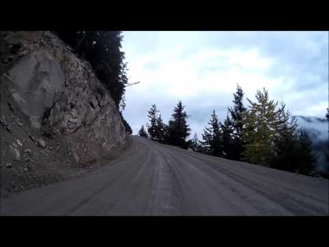 """The Hill"" Heckman Pass Hwy 20 Bella Coola British Columbia"