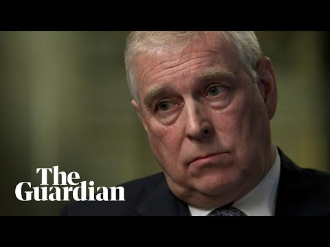 Prince Andrew says he 'let the side down' over friendship with Jeffrey Epstein