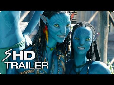 "AVATAR 2 - Teaser Trailer Concept (2020) ""Return to Pandora"" Zoe Saldana Movie"