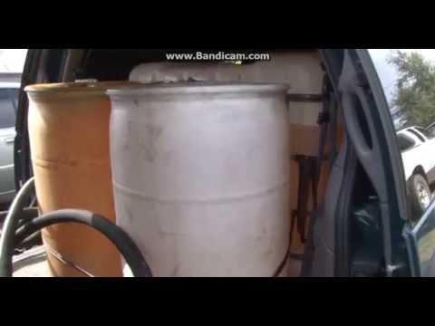 Very Clever Diesel Petrol Fuel Thieves